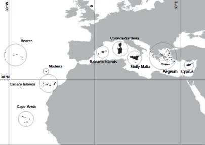 Nine Archipelagos