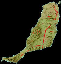powerlines Fuerteventura
